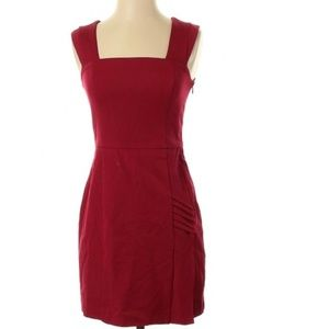 Express Red Cocktail Dress